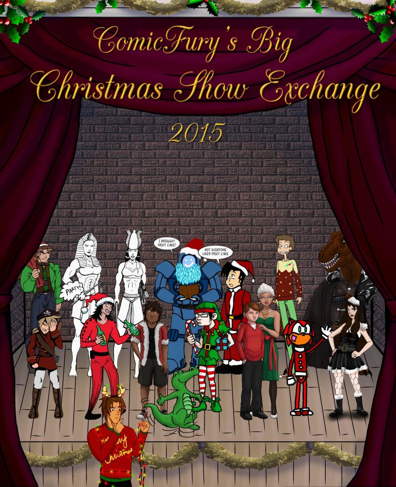 ~Christmas Show Cover~