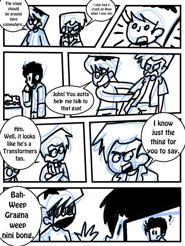 Pow! Right in the Nostalgia, Page 2 by Karda the Green