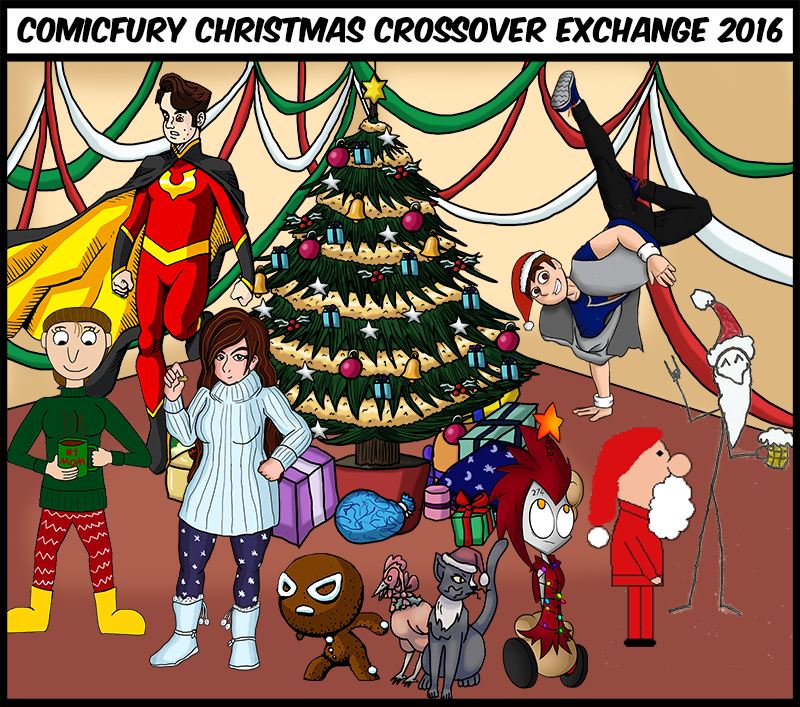 Christmas Exchange 2016 Cover