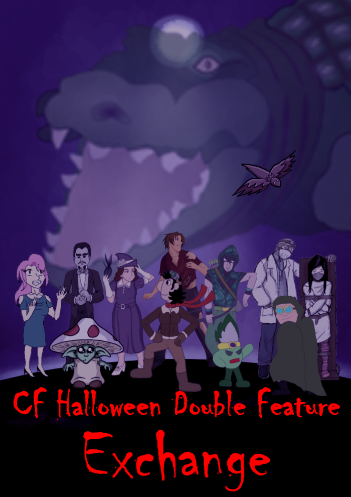Double Feature Exchange Cover