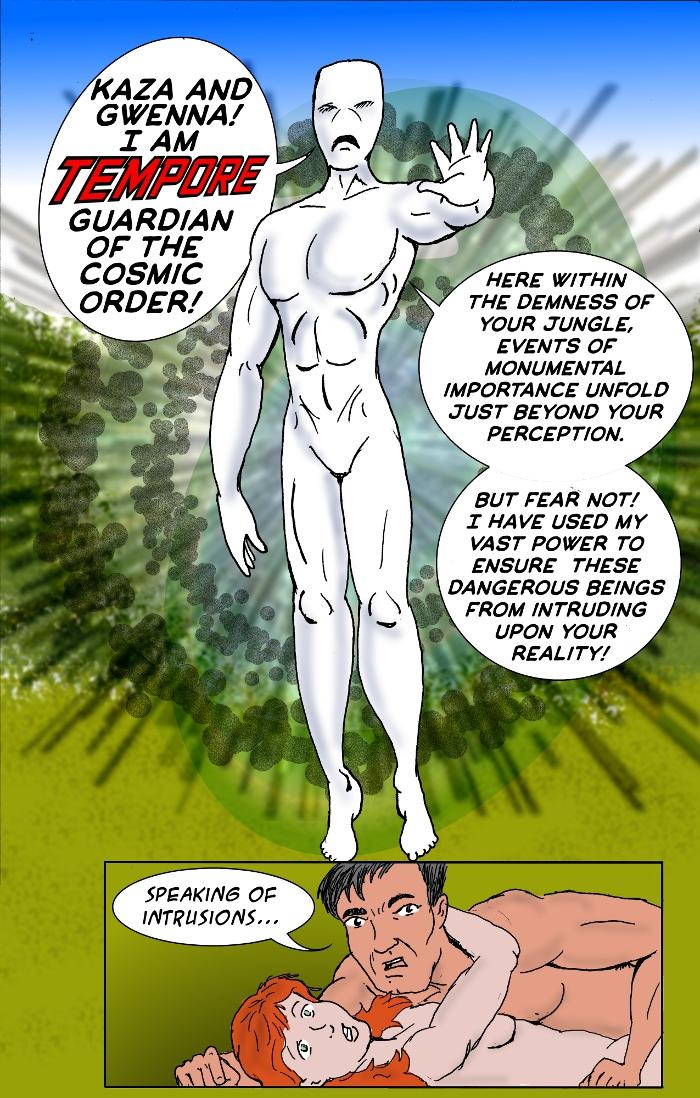 Karabear Comics Unlimited